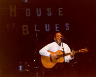 Paul at the House of Blues